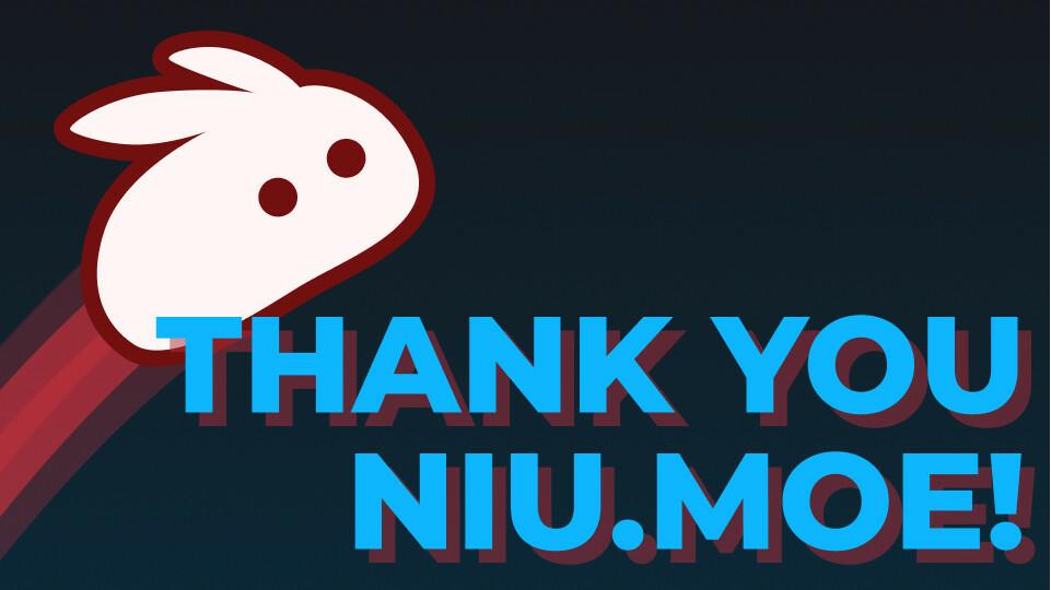 thank you niu.moe